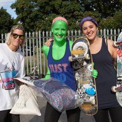 Girl Skate Jam UK Results 2015