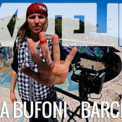 Leticia Bufoni #SKATELIFE   Projeto Push em Barcelona