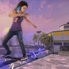 Leticia Bufoni & Lizzie Armanto in Tony Hawk's Pro Skater 5
