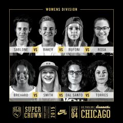 SLS Super Crown Women's World Championship