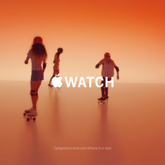 Apple Watch Skate Commercial