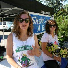 Blog Cam #26 – Greenlake with Skate Like a Girl