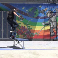Blog Cam #44 – X Games Girls Street Practice