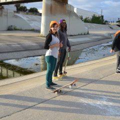 Blog Cam #54 – 605 Ditch & Downey Skatepark