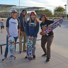 Blog Cam #78 – Arizona Skateparks with Samarria, Alana & Nika