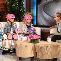 The Ellen Show | The Pink Helmet Posse