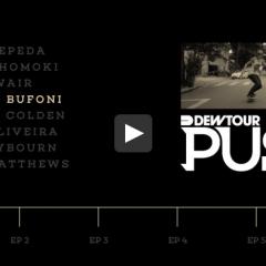 PUSH – Leticia Bufoni   Episode 1