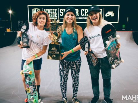 Street League Women's Results 2015