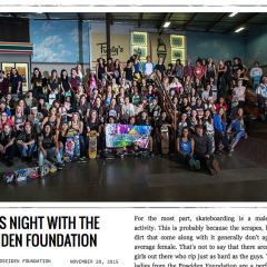 The Berrics | Ladies Night 2015