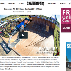 Transworld | Exposure 2015