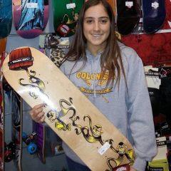 Arianna Carmona Pro Board Now Available
