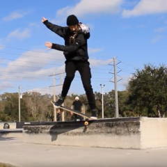 Ladies Skateboard Trip to Daytona