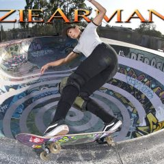 "Lizzie Armanto | Thrasher ""Fire"" Part"