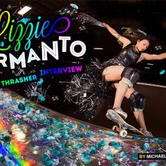 Thrasher | Lizzie Armanto Interview