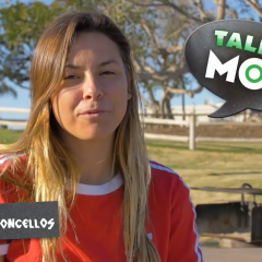Nora Vasconcellos | Talkin' Mob