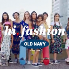 Old Navy Hi, Fashion Commercial