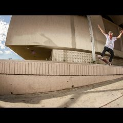 "Thrasher | Lacey Baker's ""My World"" Rough Cut"