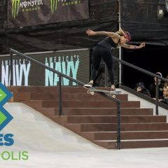 Leticia Bufoni | X Games Minneapolis 2017