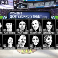 Women's Skateboard Street Final | X Games Minneapolis 2017