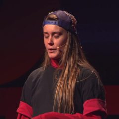 TEDx Talk | Nina Moran: Girls Belong In The (Skate) Kitchen